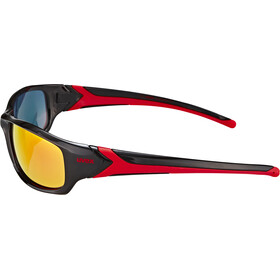 UVEX Sportstyle 211 Glasses, black/red/red